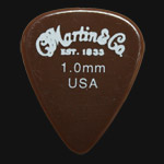 C F Martin Number 4 Nylon 1.00mm Guitar Picks
