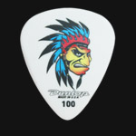 Dunlop Blackline Original Chief 1.00mm Guitar Picks