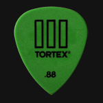 Dunlop Tortex TIII 0.88mm Green Guitar Picks